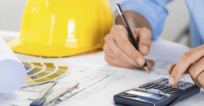 quantity-surveyor plans builder building construction