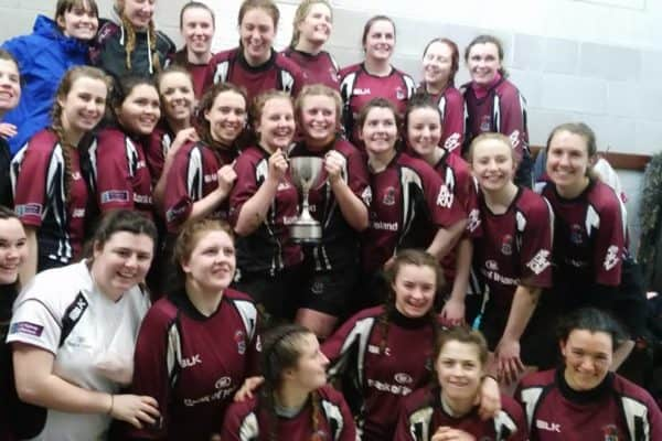 NUIG WOMENS RUGBY